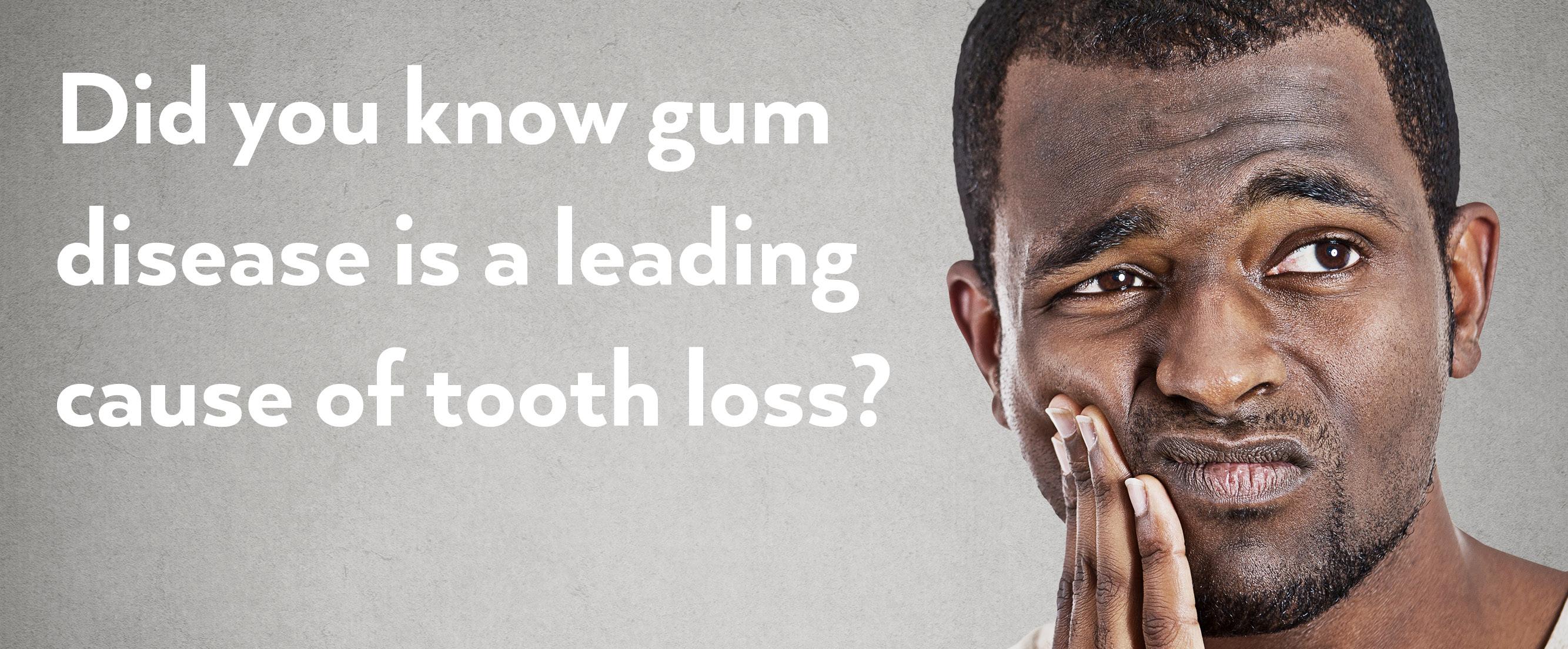 Gum Disease, Bromsgrove